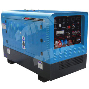 Engine Driven Heavy Duty Arc Welding Machine