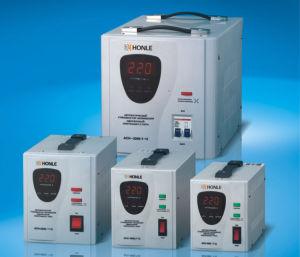 Ach Digital Relay Type Voltage Regulator pictures & photos