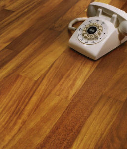 Iroko Wood Flooring (YM-1011)