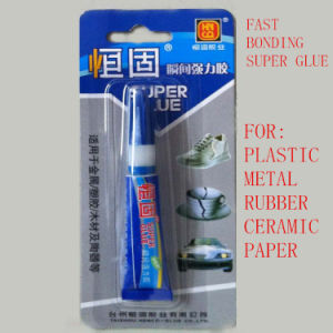 Super Fast 502 3G in Tube All Purpose Adhesive Henco pictures & photos