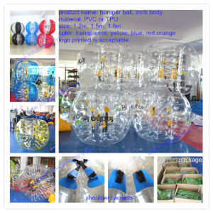 Pop Human Inflatable Bumper Bubble Ball pictures & photos