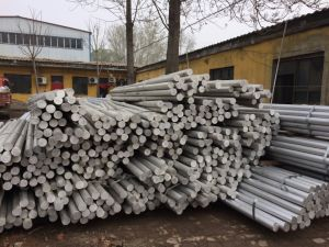 Aluminum Bar (1050 1060 1070 1100 3003 3105 3004 5052 5005 5083 5754, 8011) pictures & photos