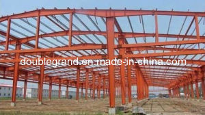 Pre Engineering Steel Structure Framework Building (DG2-015) pictures & photos