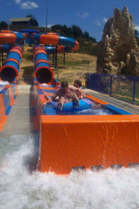Tube Spiral Slide (DX/FB/X1000)