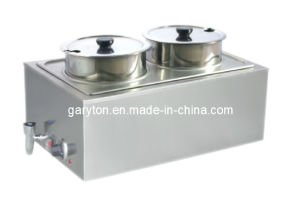 Electric Bain Marie for Keeping Food Warm (GRT- ZCK165AT-4) pictures & photos