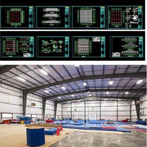 Steel Structure Warehouse Design (DG1-017) pictures & photos