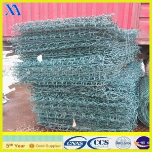 Galfan Galvanized Gabion Cage for Stone Cage (XA-GM009) pictures & photos