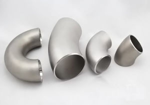 ASME B16.9 Butt-Welded Stainless Steel Elbow pictures & photos