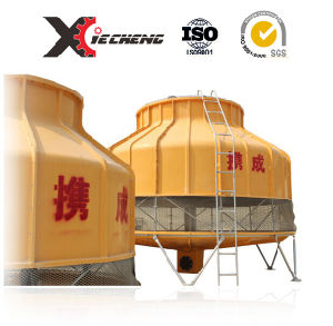 Industrial 100t Round and Counter Current Cooling Tower pictures & photos