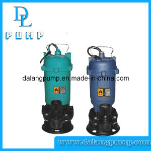 1HP Wqd Series Sewage Submersible Water Pump pictures & photos