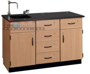 Wholesale School Laboratory Furniture Physical Chemistry Lab Table pictures & photos