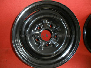 Steel Trailer Wheel pictures & photos