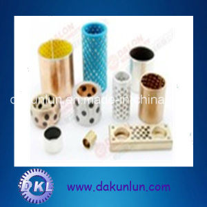 The Leading Manufacturer of Oilless Sliding Bushing & Sintered Products in China pictures & photos