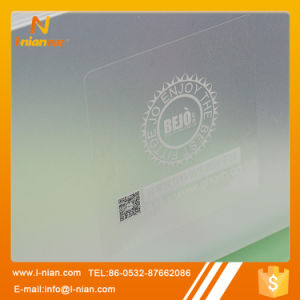 Waterproof Clear Transparent Glass Sticker pictures & photos