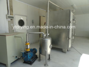 Square/Round Vacuum Drying Machine pictures & photos