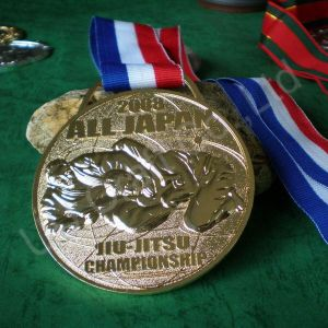 Well Customized Metal Medal (MD-026)