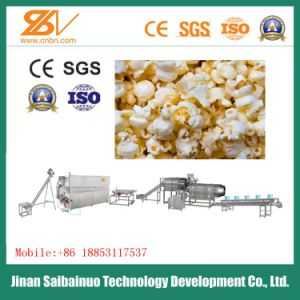 China Faomous Brand Full Automatic Popcorn Production Line pictures & photos