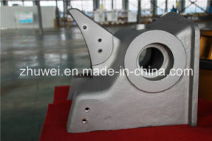 Grade Ggg50 Ductile Iron Castings, Wheel Casting Parts