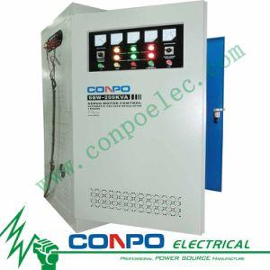 SBW-200kVA Full-Auotmatic Compensated Voltage Stabilizer/Regulator pictures & photos