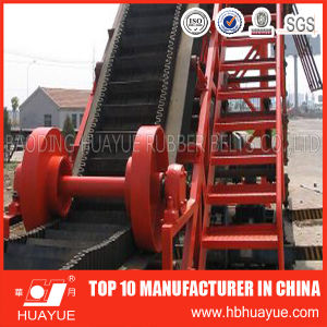 90 Degree Corrugated Sidewall Conveyor Belt pictures & photos