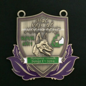 Customized Big Metal Medals for Anniversary pictures & photos