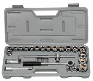 "24PCS Socket Set (1/2"")"