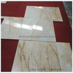 Beige Marble Engineering Tiles for Inner Decoration pictures & photos
