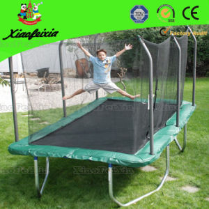 Square Trampoline for Kids (LG043-1) pictures & photos