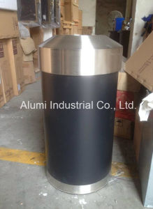 Commercial Trash Can Hotel Ashtray Bin Indoor Hotel Lobby pictures & photos