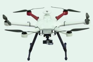 L Three-Axis Gyro Stable PTZ Drones pictures & photos