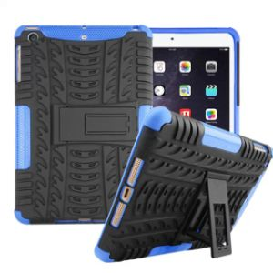 Silicone Hybird Armor Combo Tablet Cover for iPad 2/3 pictures & photos