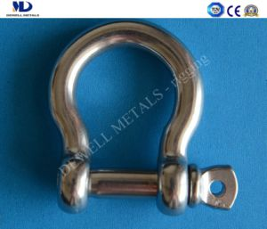 Electric Galv. European Type Large Bow Shackle pictures & photos