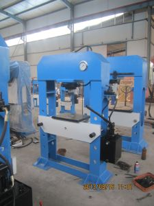 Gnatry H-Frame Workshop Hydraulic Press (HP-50S) pictures & photos