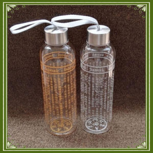 Deluxe Hot Stamping Foil for Glass Drink Bottles pictures & photos
