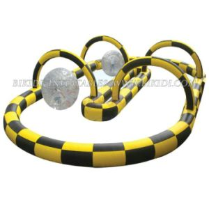 Zorb Ball Inflatable Track, Go Karts Rally Inflatable Race Road (B6040) pictures & photos