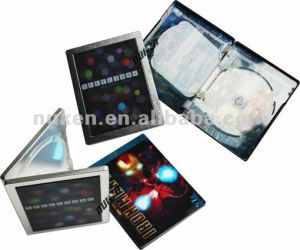 3D Effect Lenticular Printing Plastic CD Case pictures & photos