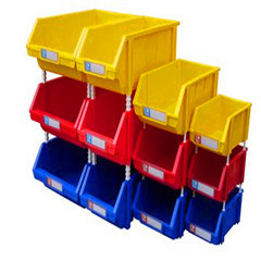 High Quality Stackable Plastic Storage Bin Box pictures & photos