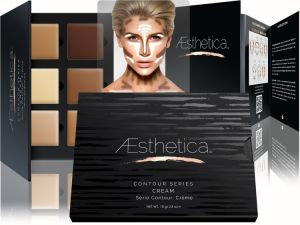 Aesthetica Contour Series Cream Contour Kit 6 Color Cosmetics Cream Makeup Concealer pictures & photos