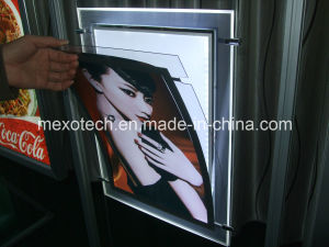 Crystal Hanging LED Light Boxes (CSH03-1) pictures & photos