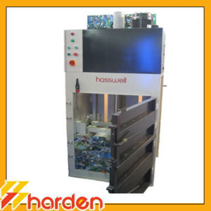Gz Manufactured Pet Bottle Baler (With CE)