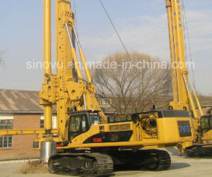Original CAT Base TR300D Rotary Drilling Machine pictures & photos