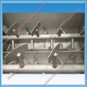 Vacuum Double Shaft Meat Mixer/ Meat Processing Machine pictures & photos
