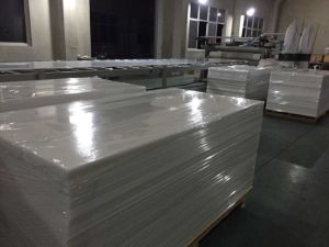 PE Sheet, HDPE Sheet, LDPE Sheet with White, Black Color pictures & photos