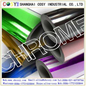Hot Sale Chrome Vinyl Wrap pictures & photos