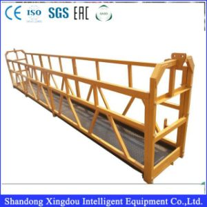 Suspended Platform Zlp630 for Building Cleaning and Maintenance pictures & photos