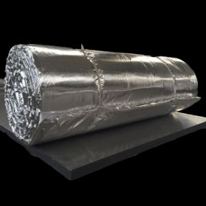 Ceramic Fiber Blanket Full Covered by Alumina Foil pictures & photos