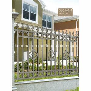 Luxury Design Decorative Aluminum Garden Fence for Villa pictures & photos