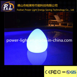 Waterproof Decorative Glowing RGB LED Pool Peach Light pictures & photos