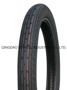 Taiwan Technology Motorcycle Tire with Top Quality 2.75-17 (BY226)