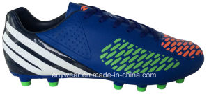 Men′s Soccer Football Boots Shoes (815-9648) pictures & photos